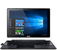 Acer 12 Laptop Detachable Intel Core i3 4GB RAM 128 SSD w/ Office 365 - E229589
