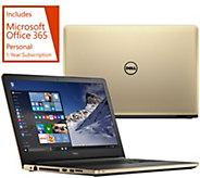 Dell 17 Laptop AMD Quad Core 6GB RAM 1TB HDD LifetimeSupport & Office 365 - E229989