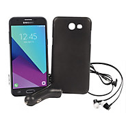 Tracfone Samsung Galaxy J3 Luna Pro 5 w/ Case & 1500 Min/Text/Data - E231789