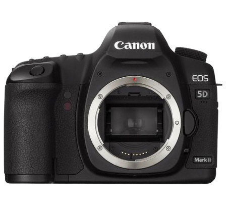 Canon EOS 5D Mark II DSLR Camera Body