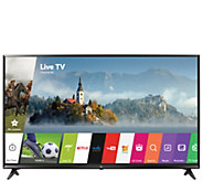 LG 49 Class 4K Ultra HD Smart LED TV - E290889