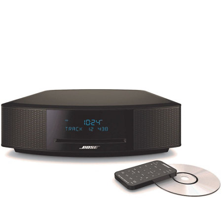 bose wave music system iv w cd slot dual alarm e228090. Black Bedroom Furniture Sets. Home Design Ideas