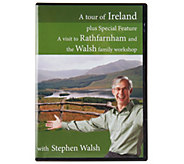 Stephen Walsh Tour of Ireland DVD - E228990