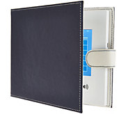 Did-It 7 LCD Video Memory Book in Faux Pebbled Leather Cover - E229190
