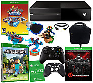 Xbox One 500GB w/ Skylanders SuperChargers & 2Bonus Games - E284690