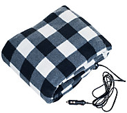 Trademark Global Electric Automobile Blanket - E285290