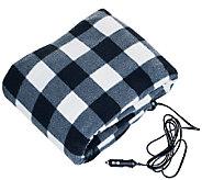 Trademark Global Electric Automobile Blanket - E285290