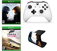 Halo 5: Gaurdians Forza 2: Horizon Games, Stand& Controller - E291290