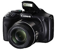 Canon PowerShot SX540 HS 20MP Digital Camera - E291890
