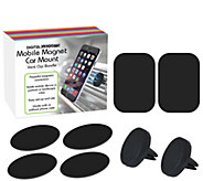 Set of Two Mobile Magnet Car Vent Mount - E229091