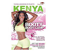 Kenya Moore: Booty Boot Camp - DVD - E271091