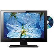 RCA 22 Class LED Full HDTV with Built-in DVD Player - E285591