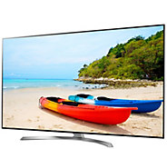LG 55 Class 4K Super UHD HDR Smart LED TV - E290891