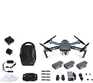 DJI Mavic PRO Drone Fly More Combo Bundle - E292491