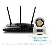 TP-Link Archer C7 AC1750 Wireless Dual-Band Gigabit Router - E293291