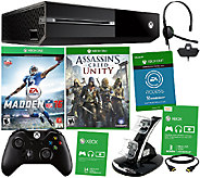 Xbox One 1TB Limited Edition Madden 16 Bundle w / 12 Month EA Access - E227892