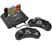 SEGA Genesis Classic Game Console with 92 Games & 2 Controllers - E230592