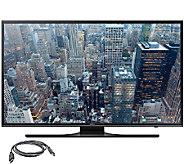 Samsung 50 LED 4K Ultra HD Smart TV w/ HDMI - E287092