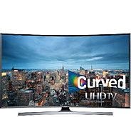Samsung 50 Class LED Curved 4k Ultra HD SmartTV - E287192