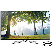 Samsung 60 Class 1080p SMART LED HDTV w/ HDMICable - E287292