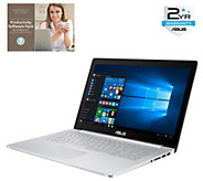 ASUS 15.6 Ultra HD 4K Laptop - Core i7, 16GB RAM, 512GB SSD - E287792