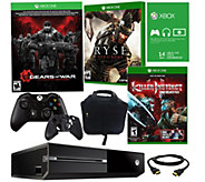 Xbox One 500GB Gears of War Bundle with Ryse &Killer Instinct - E289492