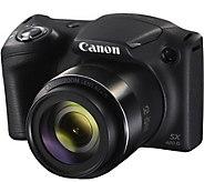Canon PowerShot SX420 HS 20MP Digital Camera with Wi-Fi - E291892