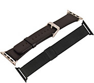 Digital Gadgets Two-Pack Bands for Apple Watch38mm - E292892