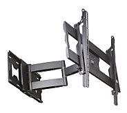 Full Motion LCD Mount for 30-55 TV Screen Sizes - E215193
