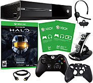 Xbox One w/ Halo: Master Chief Collection & Accs. - E227093