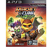 Ratchet & Clank: All 4 One - PS3 - E254193