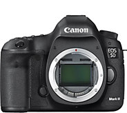 Canon EOS 5D Mark III DSLR Camera - Body Only - E262193