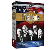 American Experience: The Presidents (2012), 17-Disc DVD Set - E267093
