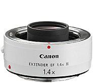 Canon Extender EF 1.4X III Lens - E278893