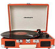 Crosley Cruiser Portable 3-Speed Turntable - E281893