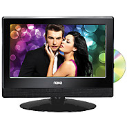 Naxa 13.3 720p LED HDTV with Built-In DVD Player - E285593