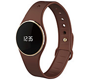 MyKronoz ZeCircle Bluetooth Smartwatch w/ Notifications - E289193