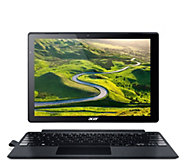 Acer Aspire Switch Alpha 12 2-in-1 Touch Laptop - 128GB SSD - E290093