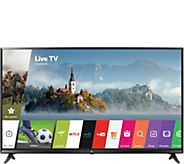 LG 55 4K Ultra HD Smart LED TV - E290893