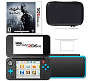New Nintendo 2DS XL with Batman Arkham OriginsBlackgate - E292293