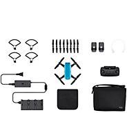 DJI Spark Mini Drone Fly More Combo With Remote& Accessories - E292493