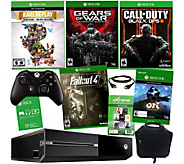 Xbox One 1TB 3 Game Holiday with Fallout 4 & Black Ops III & Accessories - E229194