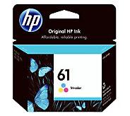 HP 61 Tri-color Ink Cartridge - E258794