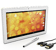 Hipstreet 10 16GB Wi-Fi Tablet with Case, Stylus & HDMI Cabl - E283994