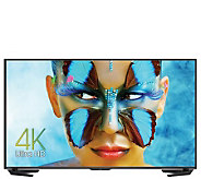 Sharp 55 Class AQUOS Smart 4K Ultra HDTV withBuilt-in Wi-Fi - E284794