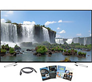 Samsung 75 Class 1080p LED Smart HDTV w/ HDMI& Software - E287294