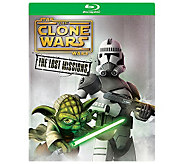 Star Wars: The Clone Wars - The Lost Missions Blu-Ray - E287494