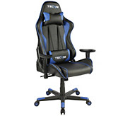Techni Sport Ultimate Recline Blue Computer &Gaming Chair - E291094