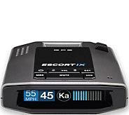 Escort IX Long-Range Radar Detector with TravelCase - E291194