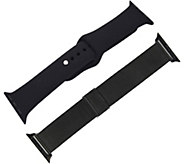 Digital Gadgets 2pk Replacement Bands for AppleWatch 38mm - E292894